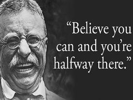 Triết lý sống của Tổng thống Mỹ vĩ đại Theodore Roosevelt sẽ thay đổi cuộc đời bạn