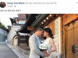 Hé lộ ảnh chụp trong trang phục cưới, nữ MC 'Chúng tôi là chiến sĩ' sắp lên xe hoa