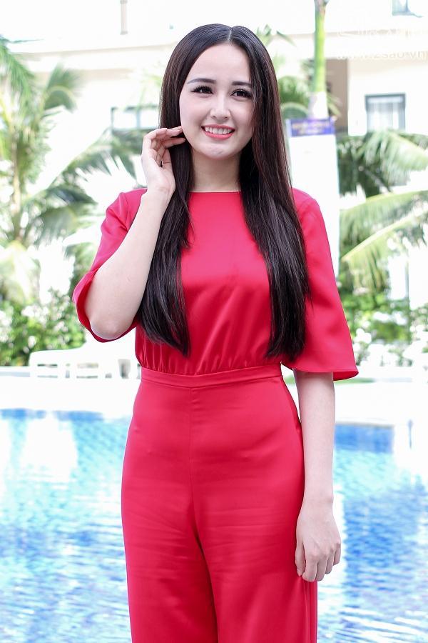 Hoa hậu Mai Phương Thúy bác tin đồn lấy chồng và sinh con nên ở ẩn-3
