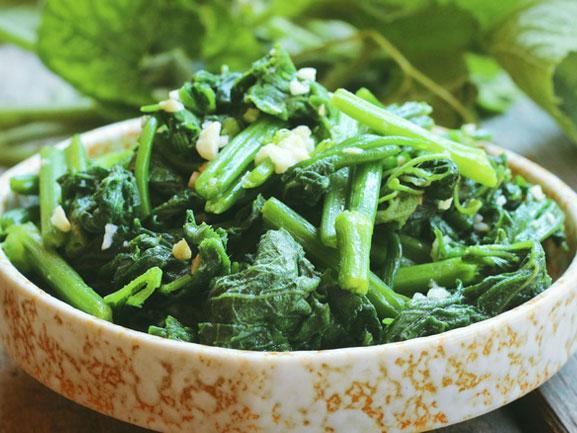 Những cách nấu món ăn từ rau bí ngon hết ý