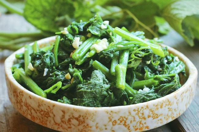 Những cách nấu món ăn từ rau bí ngon hết ý-1