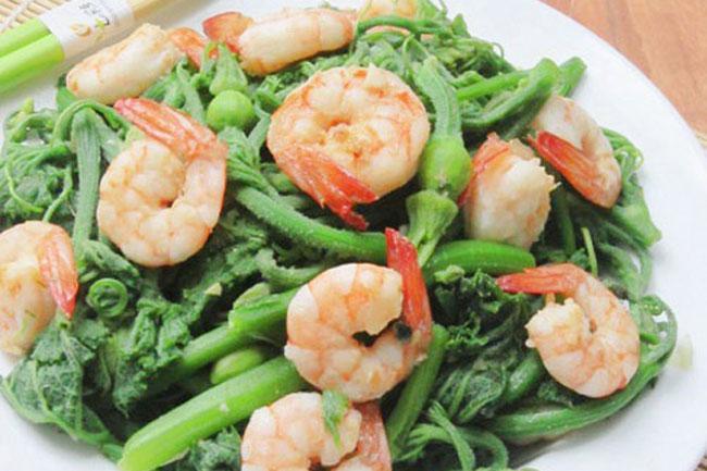 Những cách nấu món ăn từ rau bí ngon hết ý-2