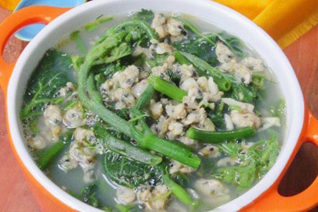 Những cách nấu món ăn từ rau bí ngon hết ý-5