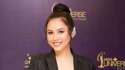 BTC Hoa hậu Hoàn vũ Việt Nam bác tin Hoàng My rời vị trí giám khảo vì scandal vạ miệng