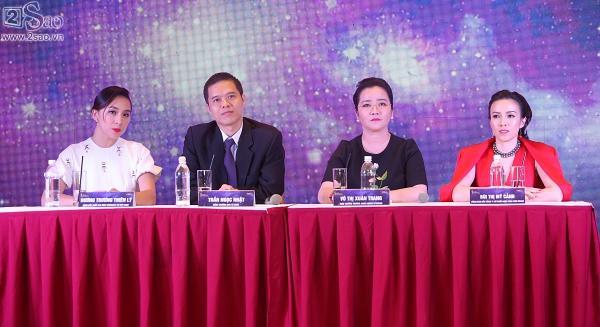 BTC Hoa hậu Hoàn vũ Việt Nam bác tin Hoàng My rời vị trí giám khảo vì scandal vạ miệng-3