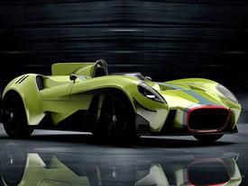 Bản mẫu Jannarelly Design X-1: Siêu xe điện dáng hoài cổ
