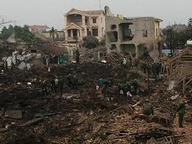 Khởi tố, bắt tạm giam chủ vựa phế liệu gây nổ ở Bắc Ninh
