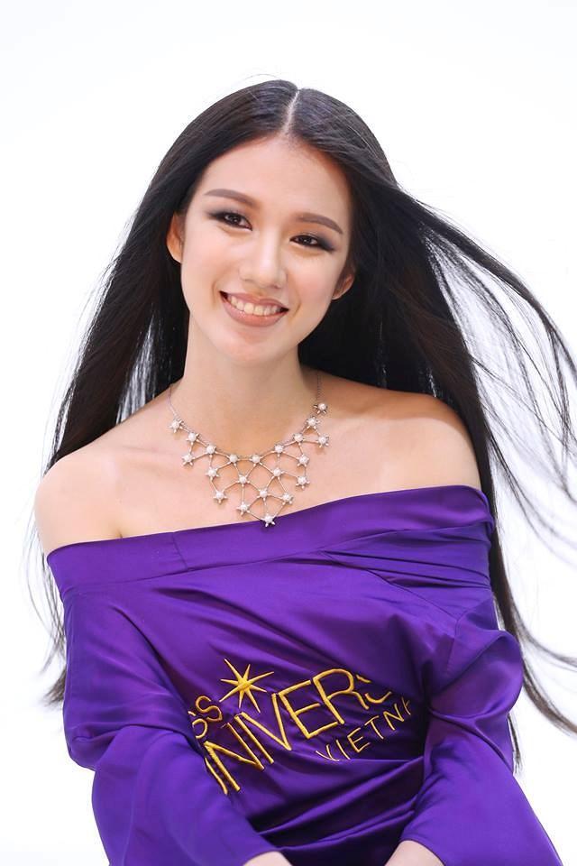 Những thí sinh càng đi sâu càng sáng tại Hoa hậu Hoàn vũ Việt Nam 2017-5