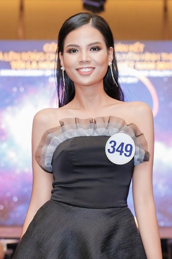 Những thí sinh càng đi sâu càng sáng tại Hoa hậu Hoàn vũ Việt Nam 2017-10
