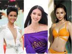 Những thí sinh 'càng đi sâu càng sáng' tại Hoa hậu Hoàn vũ Việt Nam 2017