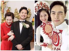 Đám cưới sao Việt 'chốt sổ' năm cũ: Kẻ quyết tâm giấu nhẹm, người thoải mái công khai