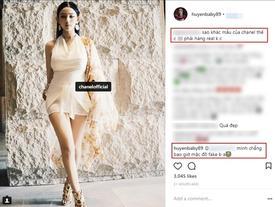 Hot girl - hot boy Việt: Bị tố dùng hàng fake, Huyền Baby lên tiếng đáp trả