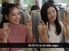 Dàn mỹ nam, mỹ nữ xứ Hàn bất ngờ khen ngợi Chi Pu hết lời