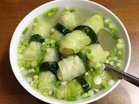 Những món ăn ngon dễ làm từ bắp cải