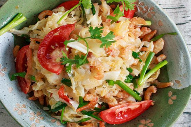 Những món ăn ngon dễ làm từ bắp cải-2