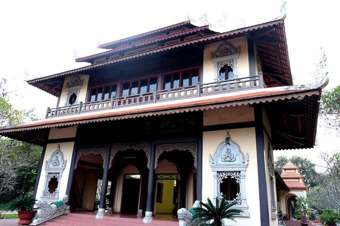 Ngôi chùa đẹp như tranh ở ngoại ô Sài Gòn-4