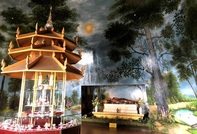 Ngôi chùa đẹp như tranh ở ngoại ô Sài Gòn-7