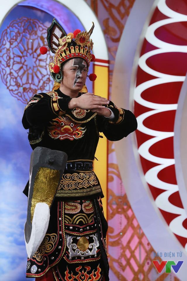 Top 5 mỹ nam đóng Thiên Lôi đáng yêu nhất của Táo Quân qua các năm-7