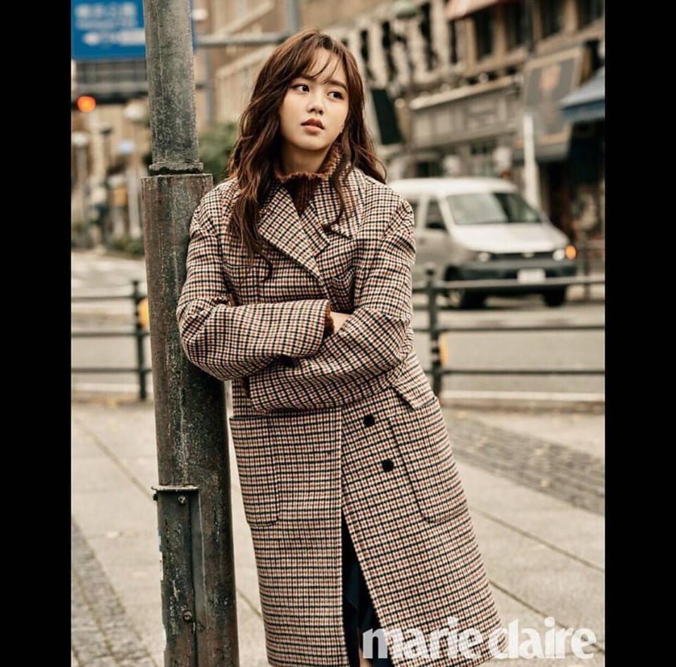 HyunA sexy váy ngắn cũn - Park Shin Hye giản dị đẹp bất chấp nổi nhất street style sao Hàn-7