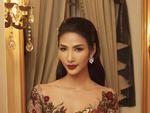 Hoàng Thùy bất ngờ thắng giải 'Gương mặt đẹp nhất' tại Hoa hậu Hoàn vũ Việt Nam 2017