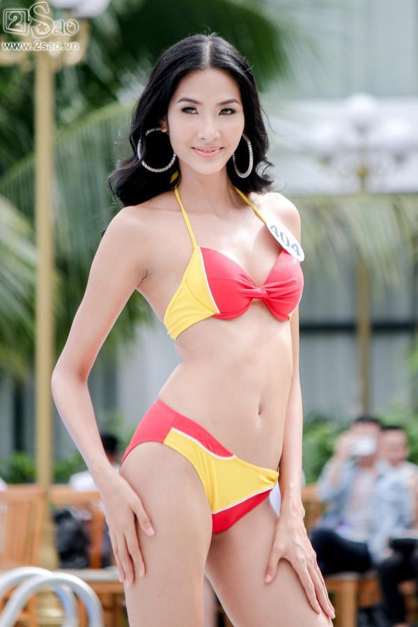 Hoàng Thùy bất ngờ thắng giải Gương mặt đẹp nhất tại Hoa hậu Hoàn vũ Việt Nam 2017-5