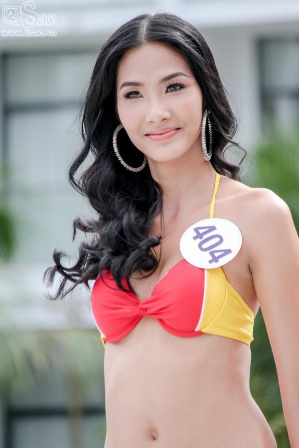 Hoàng Thùy bất ngờ thắng giải Gương mặt đẹp nhất tại Hoa hậu Hoàn vũ Việt Nam 2017-8