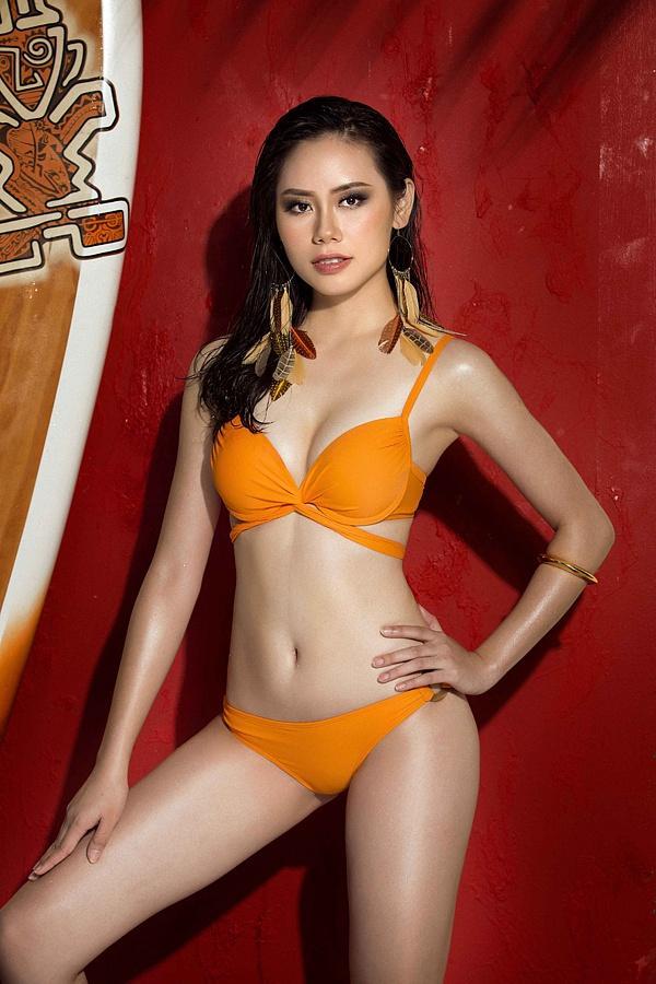 Chuyện hậu trường Hoa hậu Hoàn Vũ (P1): Lê Thị Thu Trang được chọn làm hoa hậu giả định-1
