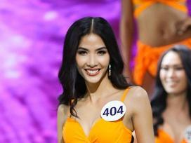 Hoàng Thùy xuất sắc giành giải 'Best Catwalk' tại Hoa hậu Hoàn vũ Việt Nam 2017