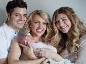Chị dâu mang thai hộ em chồng và lý do khiến cả thế giới phải cảm phục