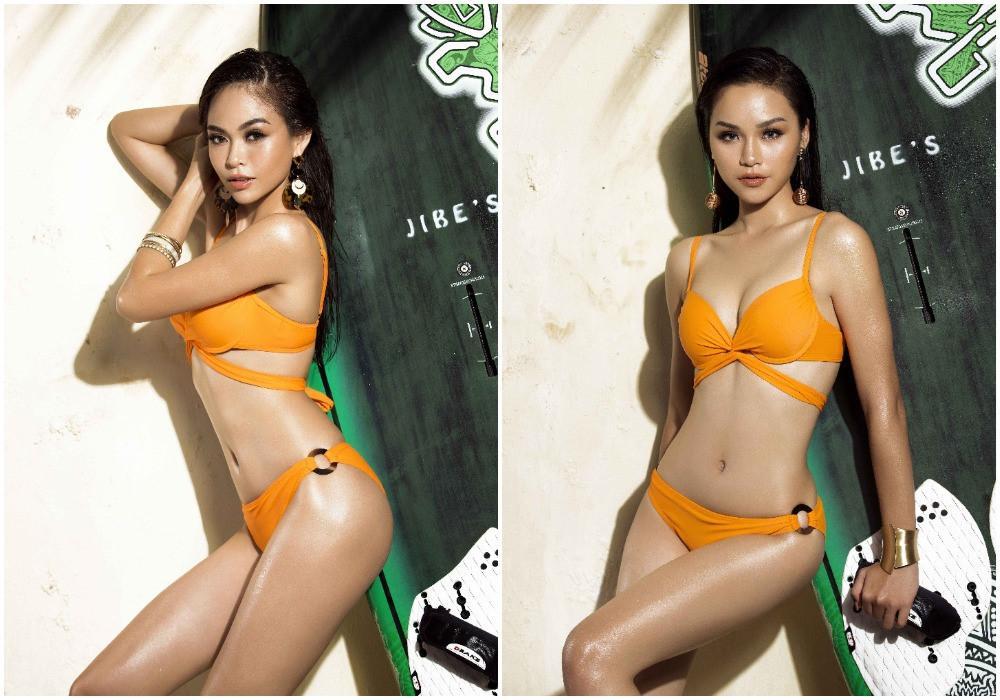 Mâu Thủy nói gì về tin đồn sẽ đăng quang Hoa hậu Hoàn vũ Việt Nam?-3