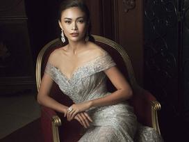 Mâu Thủy nói gì về tin đồn sẽ đăng quang Hoa hậu Hoàn vũ Việt Nam?