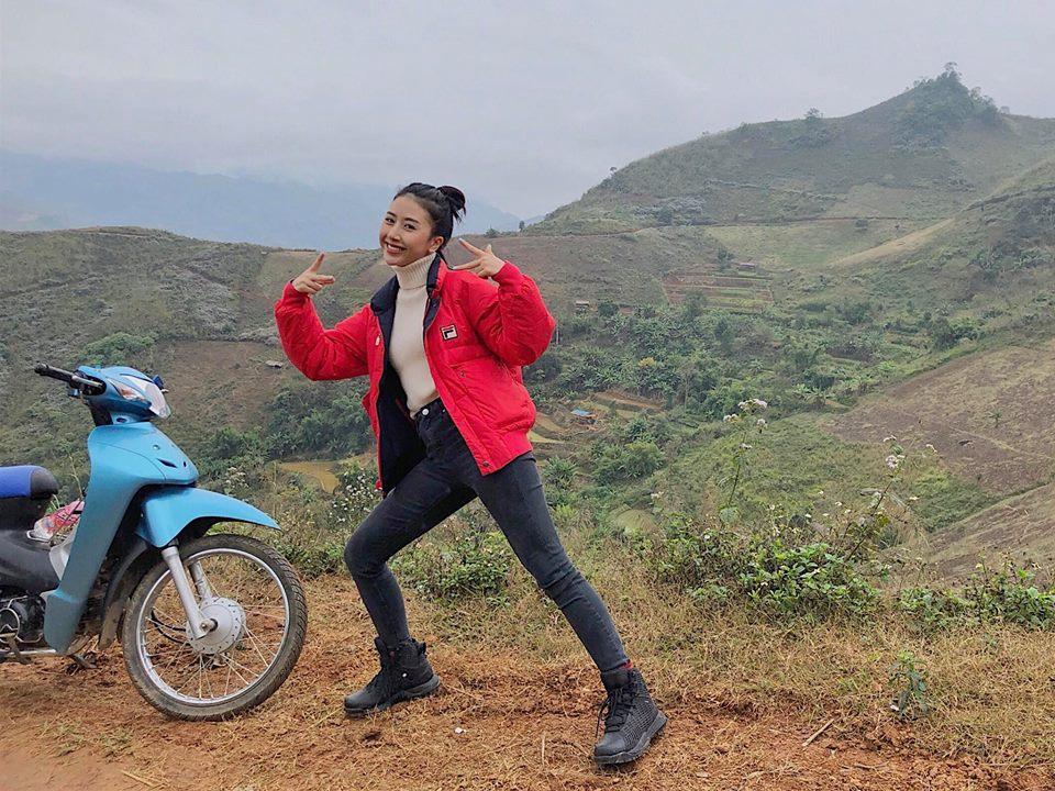 Hot girl - hot boy Việt: Khánh Vy ăn mừng bản mashup 3 hit của Chi Pu bằng tiếng Anh đạt view khủng-2