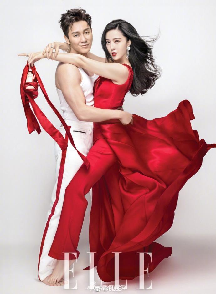 Phạm Băng Băng và Lý Thần chiêu đãi fan bằng loạt ảnh tình tứ-8
