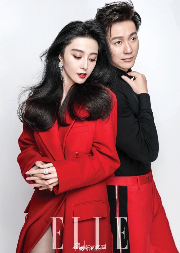 Phạm Băng Băng và Lý Thần chiêu đãi fan bằng loạt ảnh tình tứ-11