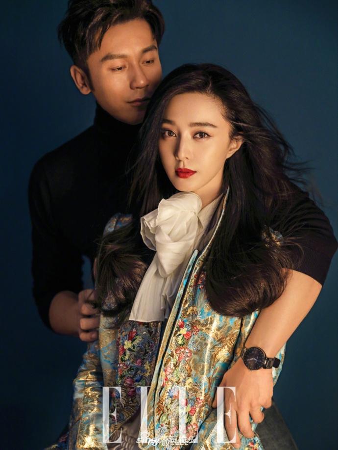 Phạm Băng Băng và Lý Thần chiêu đãi fan bằng loạt ảnh tình tứ-4