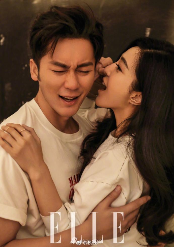 Phạm Băng Băng và Lý Thần chiêu đãi fan bằng loạt ảnh tình tứ-7