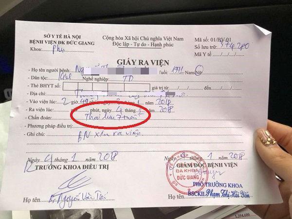 Hà Nội: Bác sĩ khẳng định thai chết lưu cho đi hút, sang viện khác khám thai vẫn bình thường-2