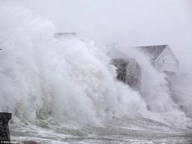 Hình ảnh kinh hoàng khiến ai nhìn cũng sợ hãi trong trận bão khiến ít nhất 6 người chết