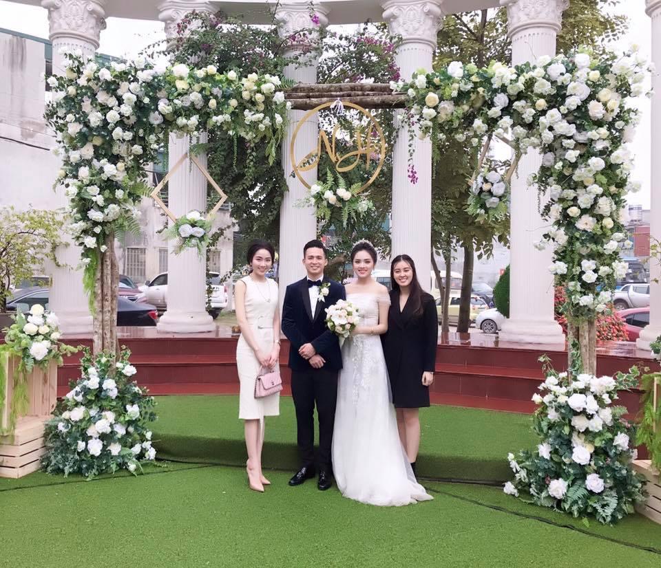 Top 10 Hoa hậu Việt Nam 2016 Trần Tố Như và hotboy cảnh sát khóa môi say đắm trong ngày cưới-6