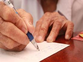 SỐNG CHẬM: Bức thư cụ bà 83 tuổi gửi bạn khiến nhiều người trẻ thấy mình đang nhận thức sai cuộc đời