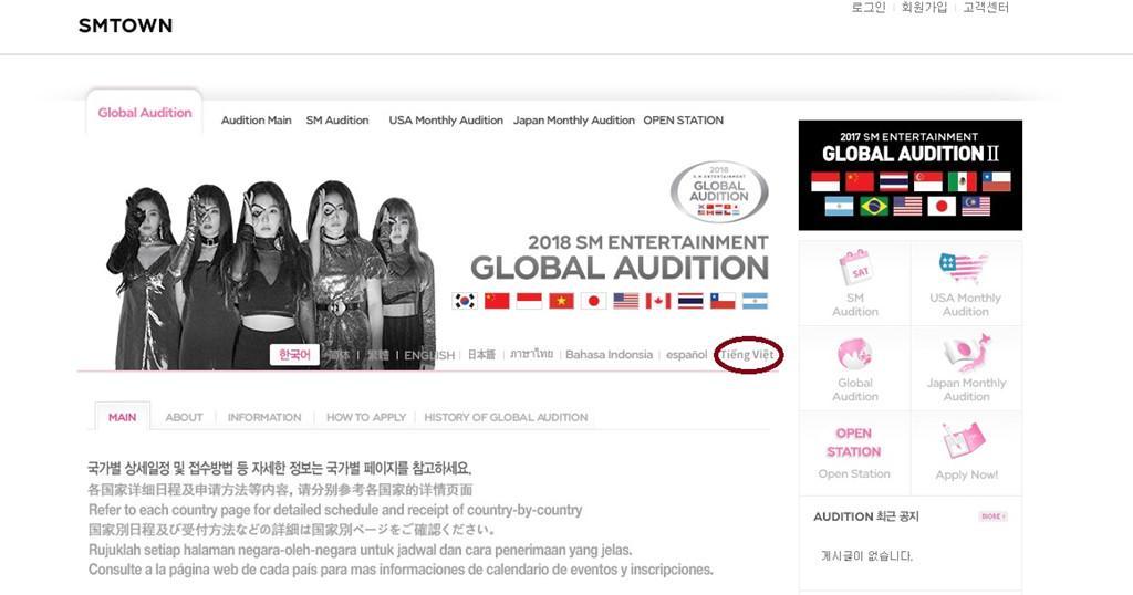 SM tìm kiếm tài năng ở Việt Nam: Ta sẽ là thuộc địa âm nhạc của Kpop?-1