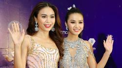 Sau scandal đá váy, Mâu Thủy và Lê Thu Trang bất ngờ chụp ảnh ôm eo thân thiết