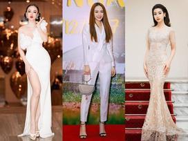 Bất kể dresscode nào, Angela Phương Trinh vẫn đánh bật dàn mỹ nhân Việt trên thảm đỏ