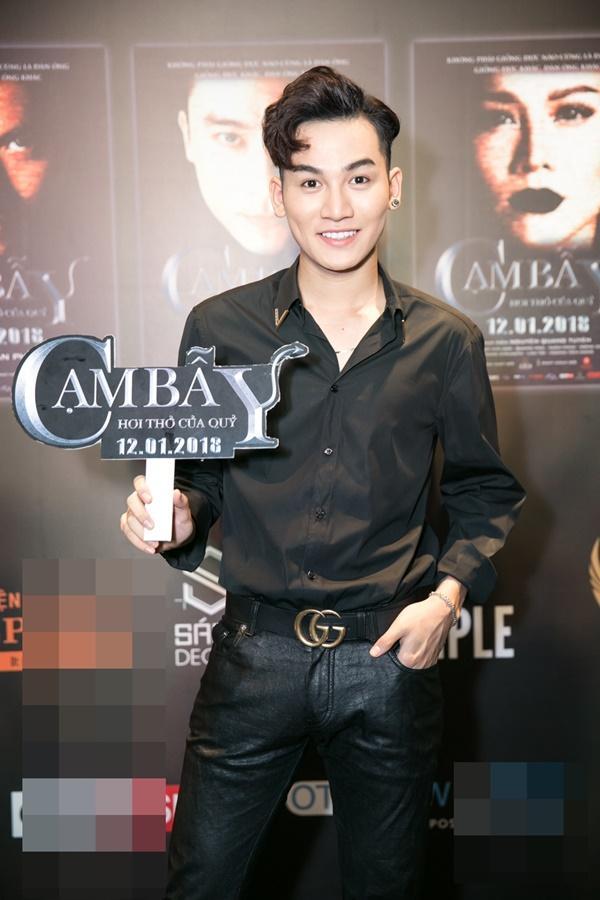 Nhật Kim Anh váy áo lộng lẫy được dàn trai đẹp vây quanh tại buổi ra mắt phim 18+-5