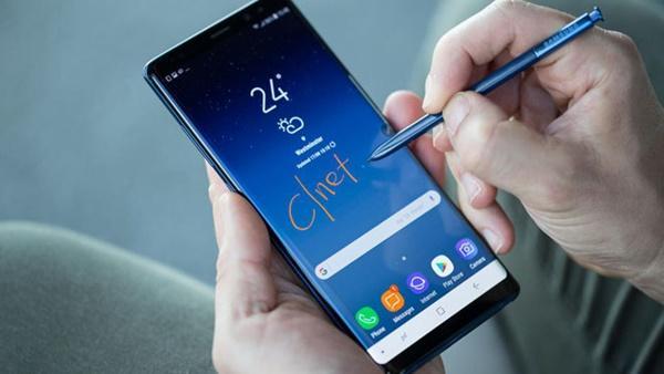 Những điện thoại có bút cảm ứng tốt nhất để mua trong năm 2018-1