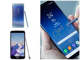 Những điện thoại có bút cảm ứng tốt nhất để mua trong năm 2018