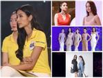 Những 'trận chiến' nảy lửa của dàn mỹ nhân trước chung kết Hoa hậu Hoàn vũ Việt Nam 2017