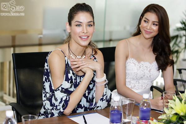 Hoa hậu Hoàn vũ Dayana Mendoza: Phạm Hương không cần tham dự thêm cuộc thi nào nữa-1