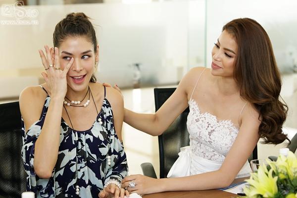 Hoa hậu Hoàn vũ Dayana Mendoza: Phạm Hương không cần tham dự thêm cuộc thi nào nữa-5