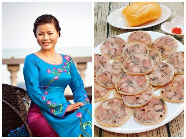 Mẹ 2 con chia sẻ cách làm món thịt nguội phiên bản Việt siêu ngon ngày Tết-1